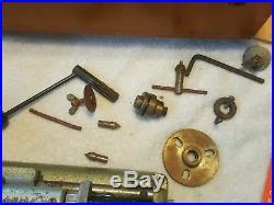 Vintage Unimat-SL Model DB200 Jewelers Lathe Gunsmith Machinist Tool Maker Mill