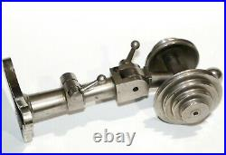 Vintage Watchmaker machinist lathe jewelr's mill countershaft idler jack pulley