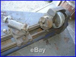 Vtg Sears Roebuck Dunlap 6 Metal Lathe Model 109.0703 Machinist Tool USA Made
