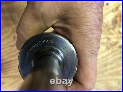 Wahlstrom MT 2 Drill Press KEYLESS Automatic Chuck Machinist Tool Lathe Milling