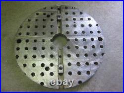 YUASA 12 Horizontal Rotary Table Indexing Plate ONLY Machinist Lathe Mill Tool